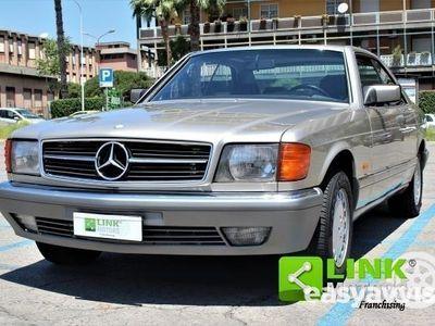 używany Mercedes 500 classebenzina