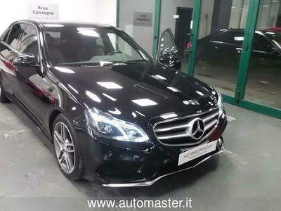 usata Mercedes E250 Classe EBlueTEC 4Matic Automatic Premium UNICOPR