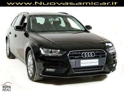 usata Audi A4 AVANT 2.0 TDI 177 CV QUATTRO BUSINESS NAVI