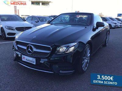 usata Mercedes 350 CLASSE E CABRIO E cabriod Premium 4matic auto
