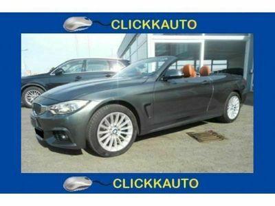 usata BMW 435 Serie 4 Cabrio(F33) dA xDrive Cabrio Sport