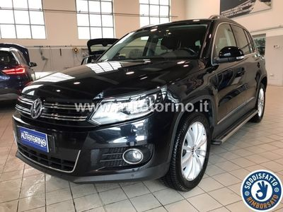used VW Tiguan TIGUAN2.0 tdi Sport&Style 4motion 170cv