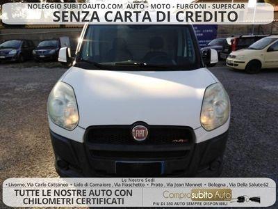 usata Fiat Doblò Doblo1.6 MJT 105CV PL-TN Cargo Maxi Lamierato