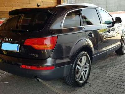 usata Audi Q7 3.0 V6 TDI 240 CV quattro tiptronic