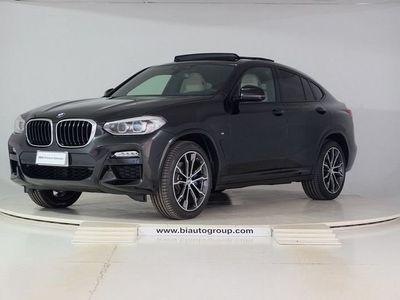 gebraucht BMW X4 (G02) xDrive20d Msport