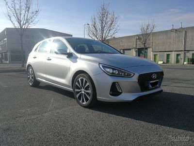 brugt Hyundai i30 - 136cv business