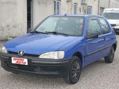 usata Peugeot 106 954i cat 3 porte XR