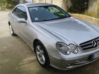 usata Mercedes CLK270 CDI ADV
