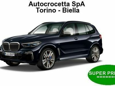 usata BMW X5 M50 d 400hp