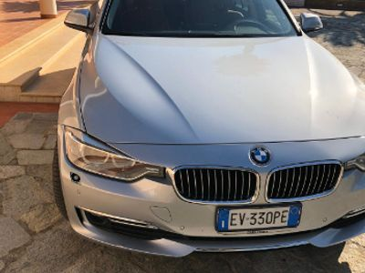 usata BMW 320 d xdrive touring luxury line 4x4