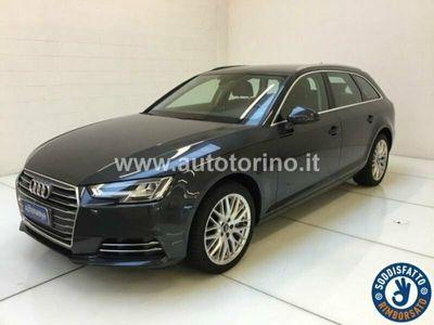 usata Audi A4 avant 40 2.0 tdi Sport quattro 190cv s-tronic