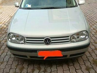 usata VW Golf 4ª serie - 1999