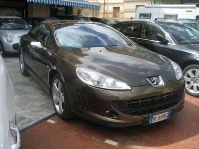 usata Peugeot 407 Coupe COUPE' 2.7 V6 HDI TECNO