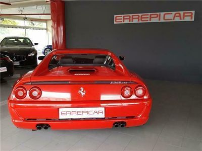usata Ferrari F355 GTS nazionale - book service-