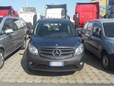 używany Mercedes Citan 111 cdi Tourer(Kombi) friendly N1 E5