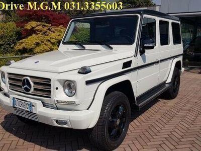 usata Mercedes G350 BlueTEC S.W. Lunga rif. 12519602