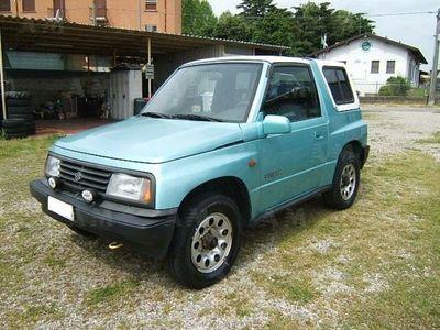 used Suzuki Vitara 1.6i 16V Cabriolet JLX P.