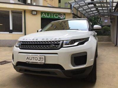 begagnad Land Rover Range Rover evoque 2.0 eD4 5p. Pure