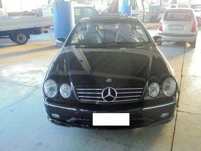 usata Mercedes CL55 AMG cat AMG usato