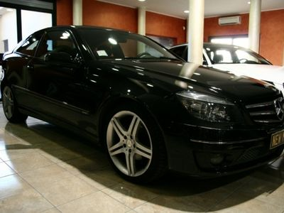 usata Mercedes CL220 CDI Sport AMG