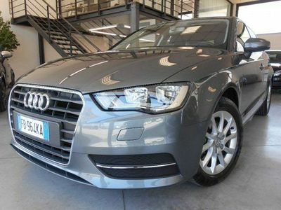 used Audi A3 SPB 1.6 TDI clean diesel S tronic Business