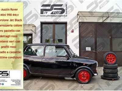 usata Mini 1000 Austin Rover 998 Jet Black -Versione rara- Neopat