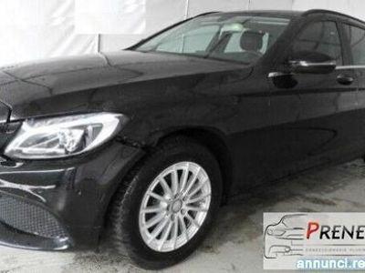 used Mercedes C220 d S.W. Auto--Euro6--Fari Led--Navi--06/22445431 Roma