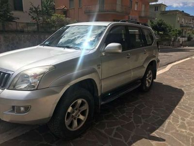 usata Toyota Land Cruiser