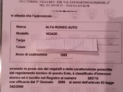 usata Alfa Romeo 90 Alfa- 1985