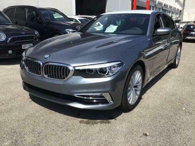 usata BMW 520 SERIE 5 BERLINA Serie 5 (g30/g31) d Luxury