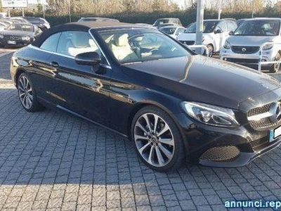 used Mercedes C220 d 4Matic Auto Cabrio Premium