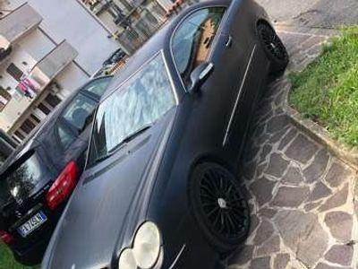 usata Mercedes CLK220 CDI cat Avantgarde