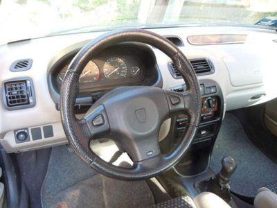 usata Rover 216 Coupècon Alettone modello raro e introvabile.