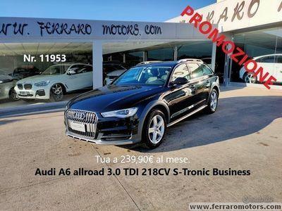 usata Audi A6 Allroad tua a soli 239 euro al mese