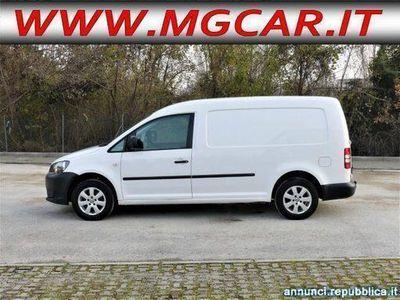 brugt VW Caddy Maxi 2.0 ECOFUEL-METANO 4 P.-ATTREZZATO-G. TRAINO