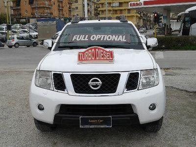 usata Nissan Navarra full optional come nuovo - 2013