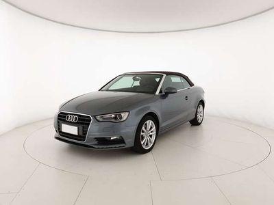 usata Audi A3 Cabriolet 2.0 tdi Ambiente 150cv s-tronic