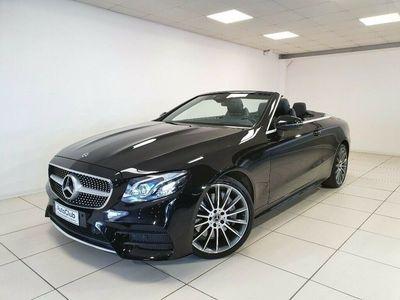 usata Mercedes E350 4Matic Cabrio Premium