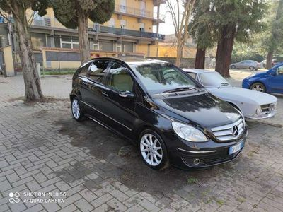 usata Mercedes B200 Turbo Chrome