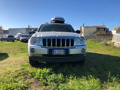 usata Jeep Grand Cherokee 3.0 crd garantita