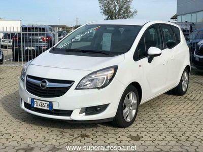 usata Opel Meriva 1.4 Advance (elective) 100cv
