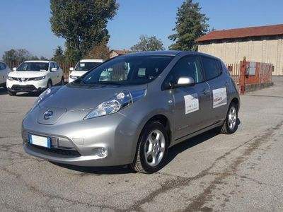 usata Nissan Leaf Acenta 30KWh BATTERIA DI PROPRIETA - AZIENDALE
