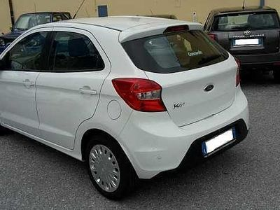 used Ford Ka Plus 1.2 Ti-VCT 85CV Ultimate del 2016 usata a Quiliano