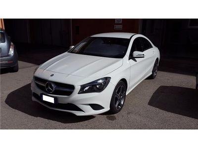 usata Mercedes CLA200 ClasseCdi Executive Tagliandata E Gommata Usato
