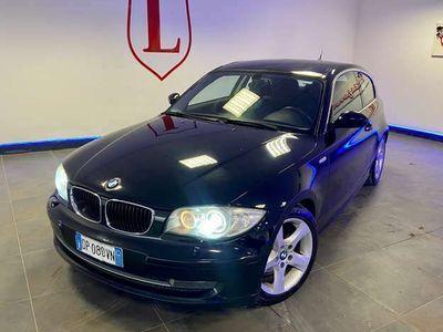 usata BMW 123 123 d biturbo 204cv unicopro garanzia permute