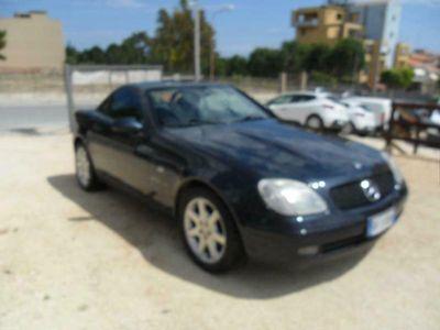 usata Mercedes SLK200 kompressor cat 200 cv cabrio 1998