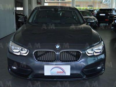 usata BMW 118 d 150CV Automatico 5p. Advantage