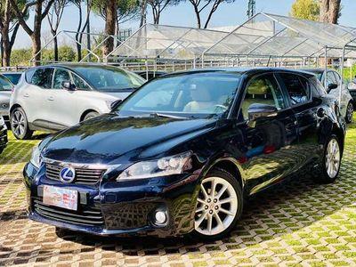 usata Lexus CT200h Hybrid Executive AUTOM GAR 36 MESI