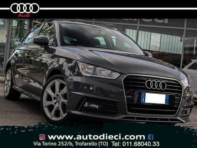 usata Audi A1 SPB 1.0 TFSI ultra S tronic GARANZIA 08/2023