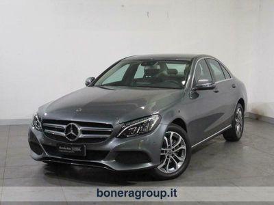 usata Mercedes C220 Classed Sport 4matic auto 9m